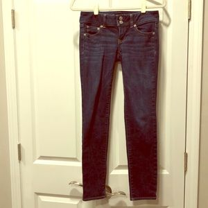 American Eagle Size 4 Super Skinny Jeans